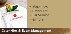 cater and event hire in ireland